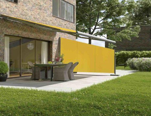 Ihre Terrassenmarkise für ein luftiges Gefühl im  Garten