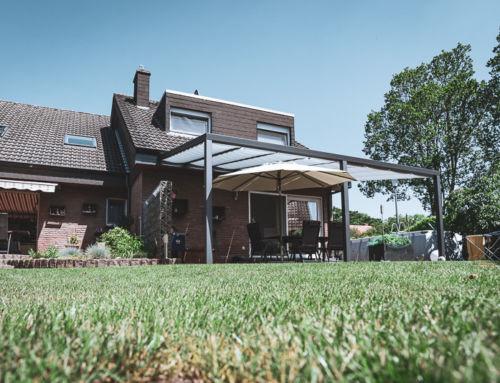 Terrassendächer für den Sommer im Freien